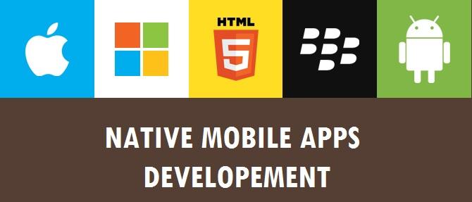 Native Mobile Apps Development