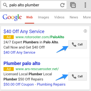 How to Use Google AdWords Call Extensions